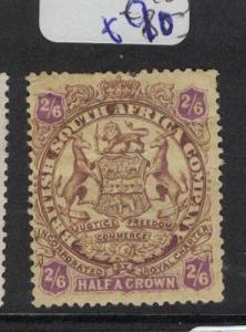 Rhodesia SG 48 MOG (8dqh)