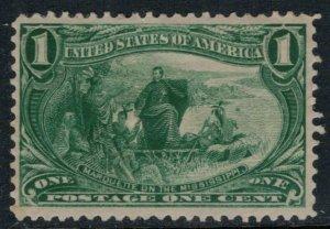 U.S. #285*  CV $27.50