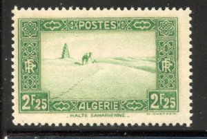 Algeria # 102, Mint Never Hinge, CV $ 20.00