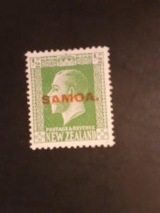 *Samoa #127                  MH