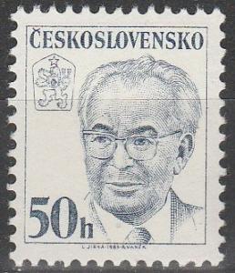 Czechoslovakia #2443  MNH (K443)