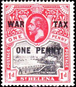 Saint Helena Scott MR1 Used.