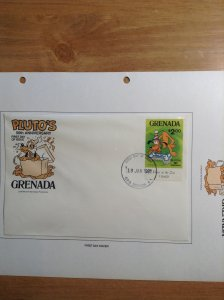Grenada  #  1031  First day cover