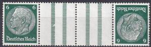 Germany #403 Tete-Beche Gutter Pair MNH CV $21.00 (A19943)