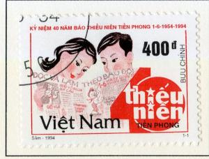 DEM REP VIETNAM 2829 USED SCV $0.60 BIN $0.25 PEOPLE READING