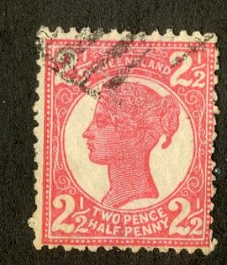 QUEENSLAND 110 USED SCV $6.00 BIN $2.50