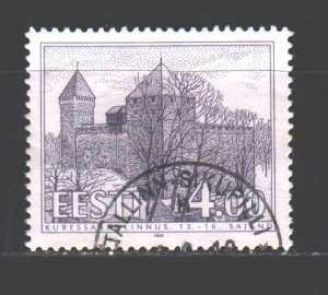 Estonia. 1994. 237. Castle. USED.