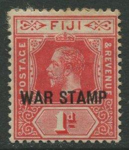 STAMP STATION PERTH Fiji #MR2 War Stamp Issue Die I -1916 - Mint CV$4.00