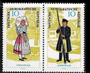 Germany - DDR 744a mlh 2013 SCV $7.50  -  5077