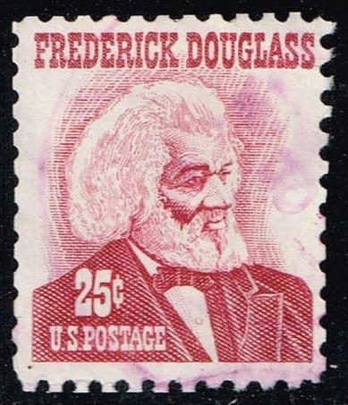 US #1290a Frederick Douglass - Tagged; Used (0.25)