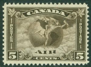 EDW1949SELL : CANADA 1930 Scott #C2 VF, Mint Never Hinged. PO Fresh. Cat $140