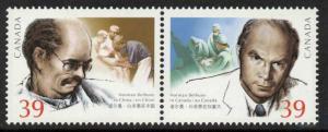 Canada 1265a MNH Norman Bethune, Medicine