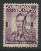 Southern Rhodesia  SG 47  SC# 49   Used   see details