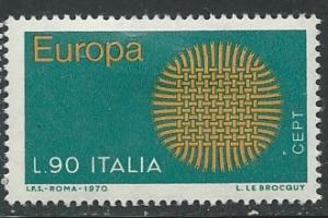 Italy   Scott # 1014 - MH