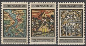 Surinam #359-61 MNH  (S3123)