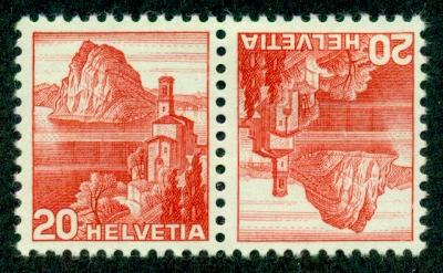 Switzerland #232a  Mint  F-VF  H  Scott $25.00  View  Tet...