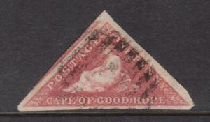 Cape Of Good Hope #3a XF Used