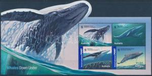 Australia stamp WWF Whales block 2006 MNH Mi 62 WS217367