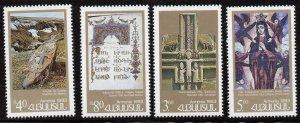 Armenia 448-51 MNH Religious Artifacts