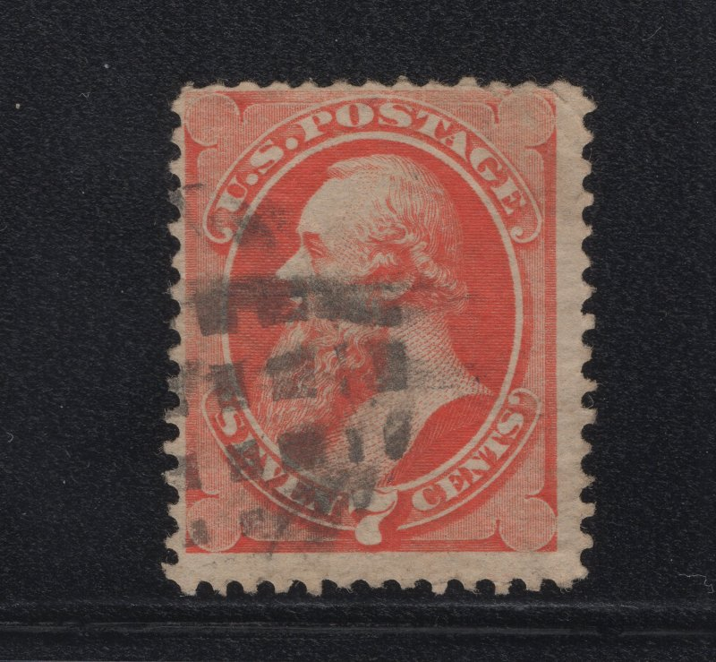US Stamp Scott #149 Used SCV $90