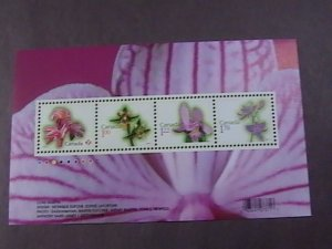 CANADA #  2356--MINT NEVER/HINGED---SOUVENIR SHEET----2010