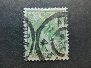 A4P49F99 Netherlands 1898-1924 20c used