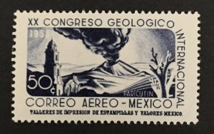 Mexico 1957 #C235, Geological Conference, MNH.