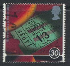 Great Britain SG 1922  Used  - Cinema