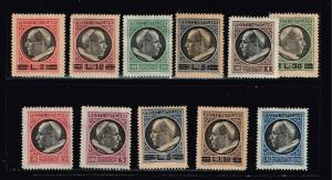 ITALY STAMP VATICAN MINT STAMP COLLECTION LOT #T10