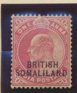 Somaliland Protectorate Stamp Scott #22, Mint - Free U.S. Shipping, Free Worl...