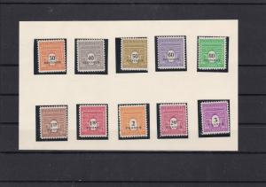 France 1944 Mint Never Hinged Stamps Ref 31613