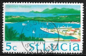 St Lucia Used [2059]