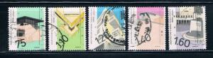 Israel 1044-1048 Used (I0005)