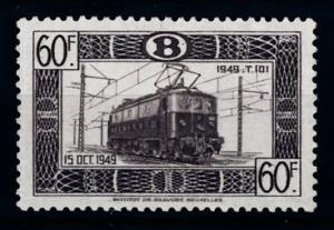 [69253] Belgium 1949 Inauguration New Ralway  MNH