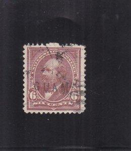 Guam: Sc #6, Used (39067)