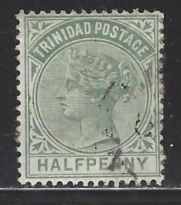 Trinidad Scott # 68, used