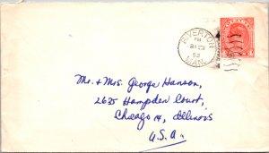 Canada, Canada Manitoba, Postal Stationary