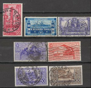 COLLECTION LOT # 5413 ITALY 7 STAMPS 1930+ CV+$13