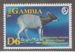 Gambia Scott #1332 Stamp - Mint NH Single