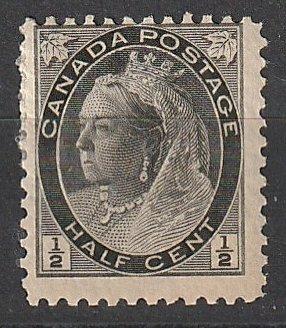 #74 Canada Mint OGH QV lot#190822-2