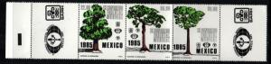 Mexico  1392a MNH cat $ 5.00 aaa
