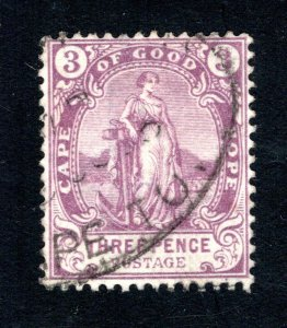 Cape of Good Hope Scott 61, F/VF, Used, CV $3.50 ..... 1190060