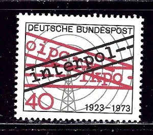 Germany 1103 MNH 1973 issue  (ap1006)