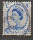 Great Britain SG 521 Used