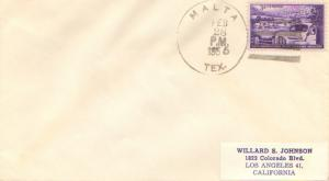 United States Texas Malta 1955 4f-bar  1896-1955  Philatelic.