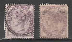$89 Great Britain Used 16 dot
