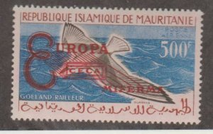 Mauritania Scott #C25 Stamp - Mint NH Single