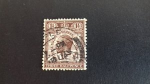 Great Britain 1929 The 9th Congress of the Universal Postal Union in London Used