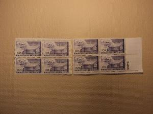USPS Scott C42 10c The Universal Postal Union 1949 Plate ...