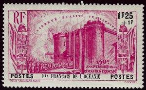French Polynesia SC B9 Mint VF...Fill a wonderful spot!!